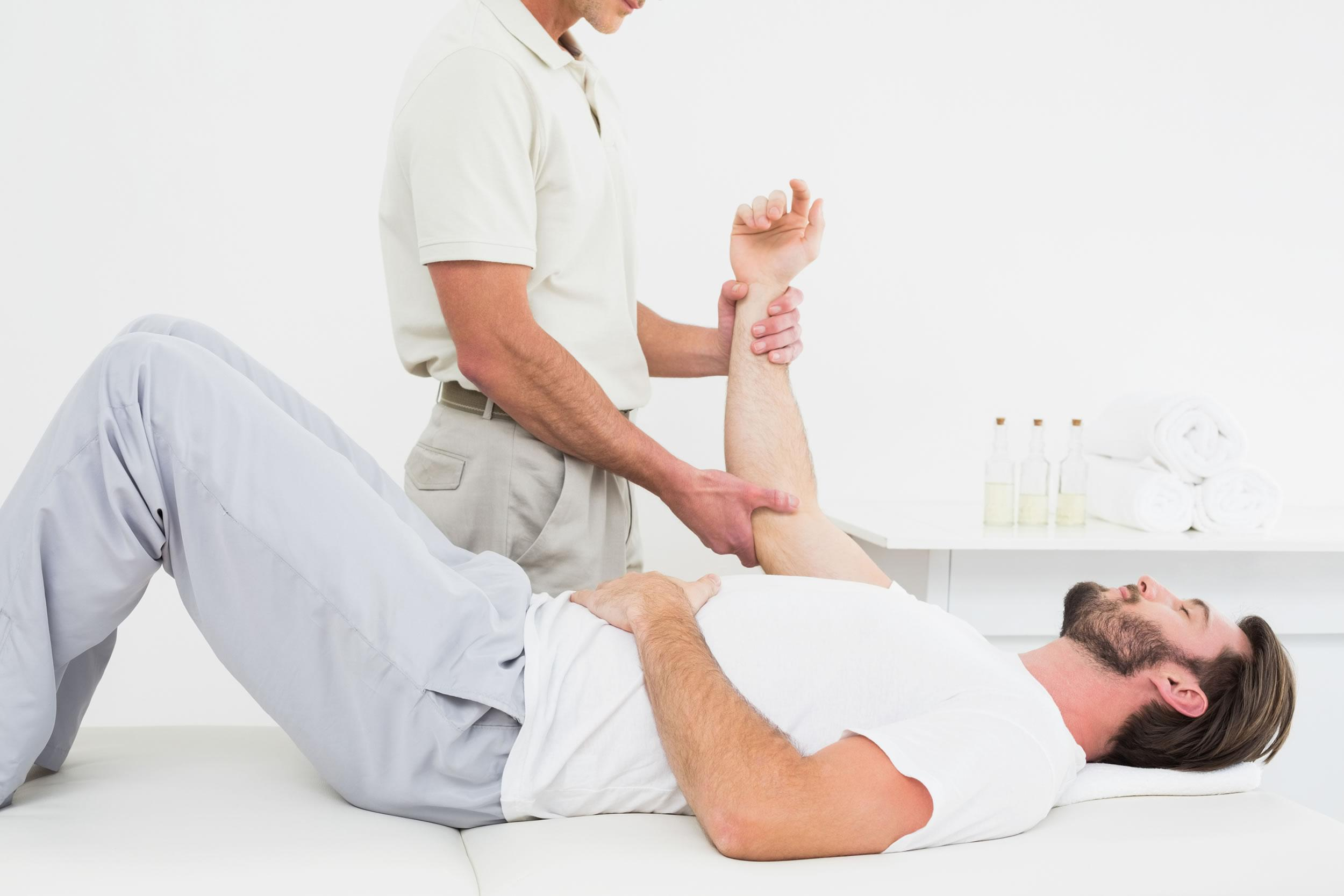 Physiotherapie im TherapieCenter Marl